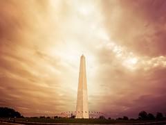 Washington Memorial / Washington, DC (shot on iPhone 11 Pro)
