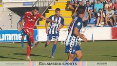 Copa Federación. CD Alcoyano 3 (4) - 3 (3) CD Castellón (09/10/2019), Jorge Sastriques