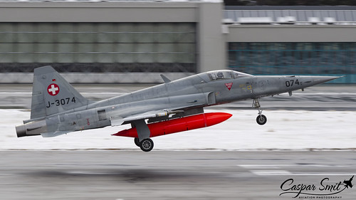 Swiss Air Force F-5E Tiger II
