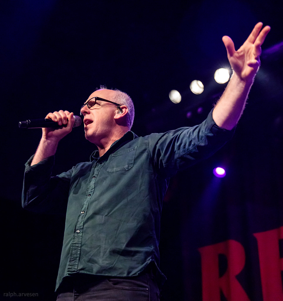 Bad Religion | Texas Review | Ralph Arvesen