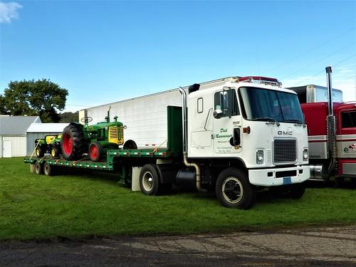 hauling green