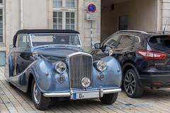 Bentley Mark VI Freestone Webb