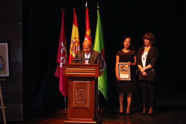 El Subdelegado del Gobierno en León recoge su reconocimiento