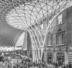 Kings Cross Steel and Jurassic Park