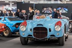 Lancia D23 Competition Barchetta Pininfarina