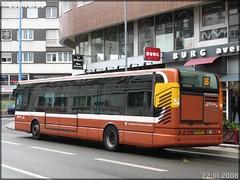 Irisbus Citélis 12 – Setram (Société d'Économie Mixte des TRansports en commun de l'Agglomération Mancelle) n°106