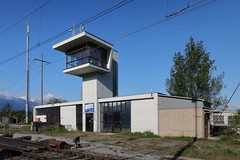 SBB Buchs SG - Signal Box Tower