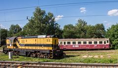 Retrolok at Horažďovice předměstí