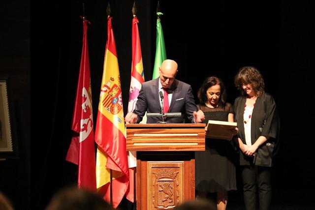 El Alcalde de León recoge su reconocimiento
