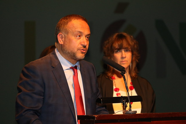 El Presidente del Consejo Comarcal del Bierzo recoge su reconocimiento