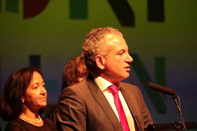 El Vicepresidente de la Diputación de León recoge su reconocimiento