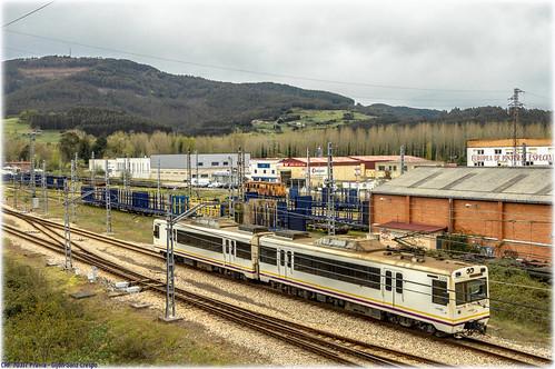 Cercanías en Pravia