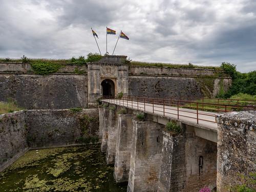 La Citadelle du Château d'Oléron (17)