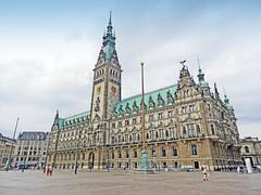 Allemagne, Hambourg, Kiel, Neuschwanstein