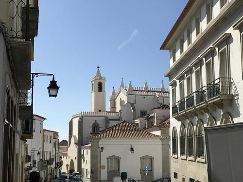 96. Exploring Evora, Portugal