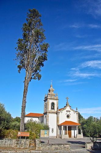Igreja Paroquial da Abadia de Espinho - Portugal 🇵🇹