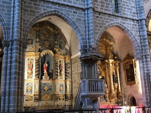 82. The Church of Sao Francisco, Evora, Portugal