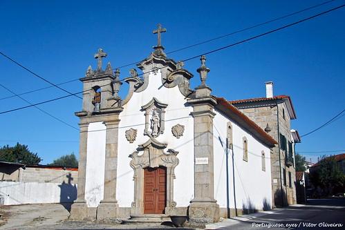Capela de São Silvestre - Carvalhas - Portugal 🇵🇹