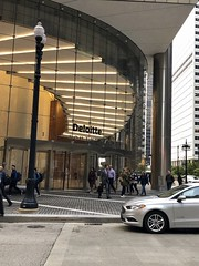 Deloitte South Office in Chicago, US