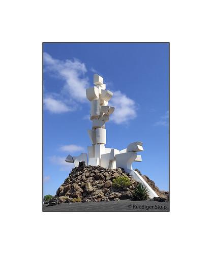 Monumento al Campesino, Lanzarote, Canary Islands, Spain