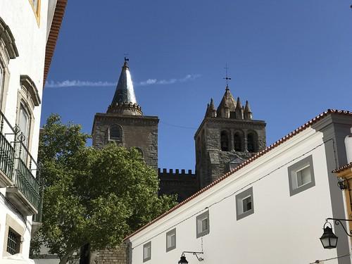 100. Exploring Evora, Portugal