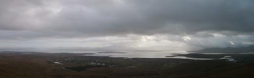 Morning on Minaun, Achill Island