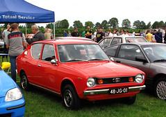 1976 Datsun 100A Cherry