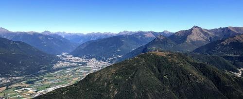 Ticino scenery