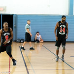 NYFA - Los Angeles - 10/03/2019 - Men's Basketball @ McCambridge Rec Center