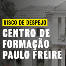 Centro Paulo Freire - Banner