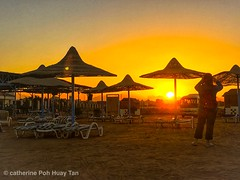 Hurghada sunset, Egypt