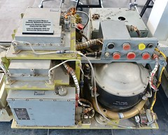 Apollo Guidance Computer (AGC) and Navigation System from the second Lunar Module, LM-2