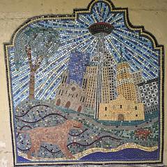 San Antonio Mosaic