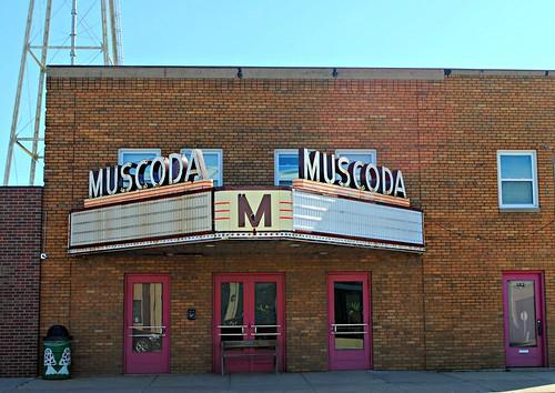 Muscoda Theatre - Muscoda, Wisconsin