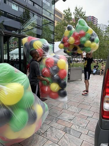 Heliumballonnen Bedrukt Jack Bean Rotterdam