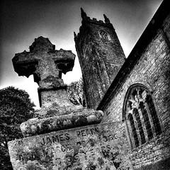 Memorial Cross of James Pearn
