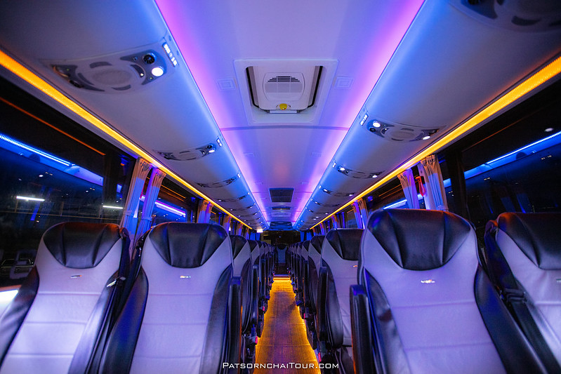 Galaxy Patsornchai - Interior (เช่ารถบัส ภัสสรชัยทัวร์)