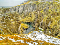 Fjadrargljufur -Grand Canyon, Iceland