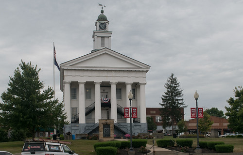 Paoli, IN Orange County Courthouse (#0286)