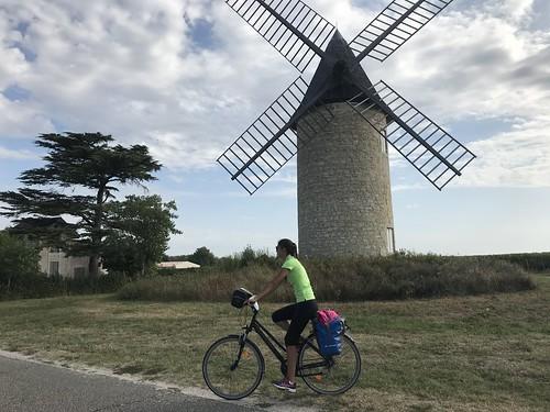 Moulin à Lamarque