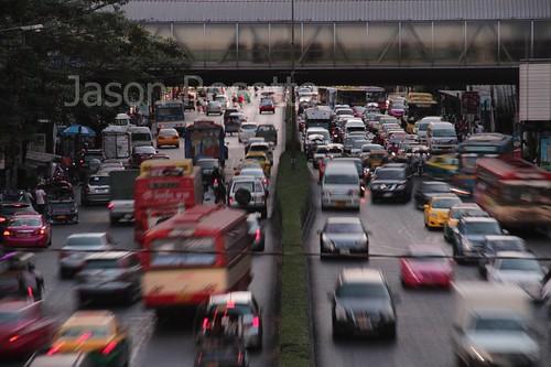 Bangkok Traffic (#5)