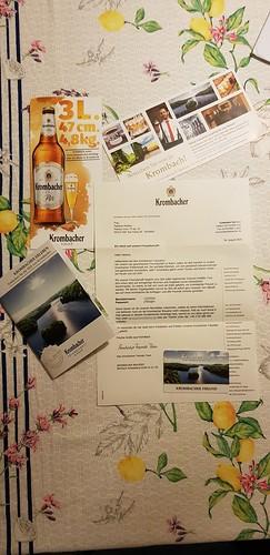 Carta da Krombacher