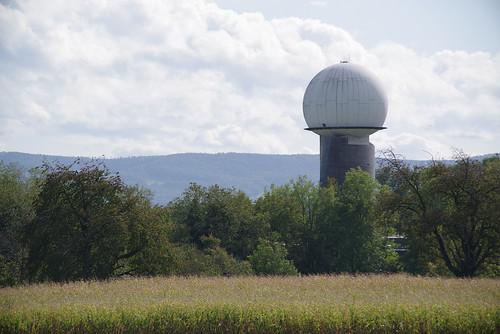 Le radar de Blotzheim