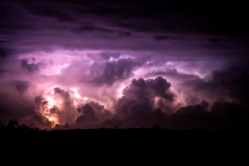 Stormclouds, Batchelor, Northern Territory, Australia
