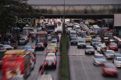 Bangkok Traffic (#6)