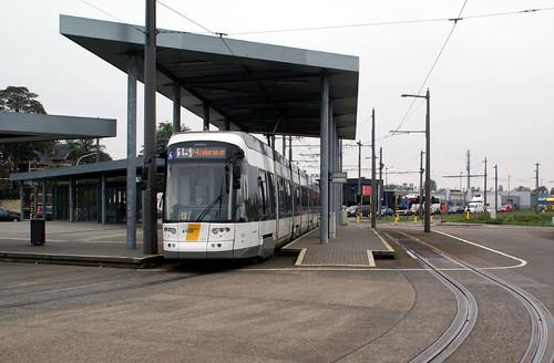 belgium - de lijn 7307 boechout p&r 07-10-19 JL