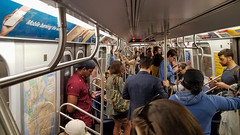 Just Another Subway Ride