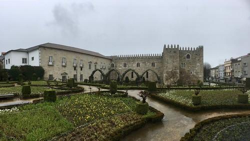 Jardim de Santa Barbara / Antigo Paço Arquiepiscopal, Braga - Portugal