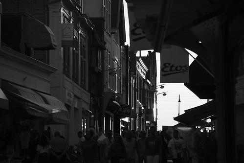Las calles de Zandvoort