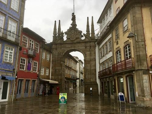Porta Nova, Braga - Portugal
